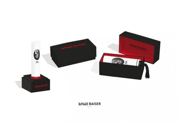 Brand Book Rouge Baiser / Logo / Packaging