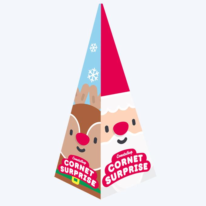 Cornets Surprise Cometeshop